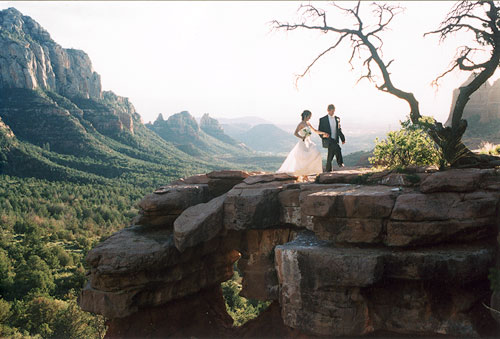 Capture your Sedona Wedding